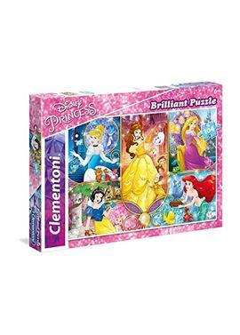 Puzzle 104 princesas - 06620140