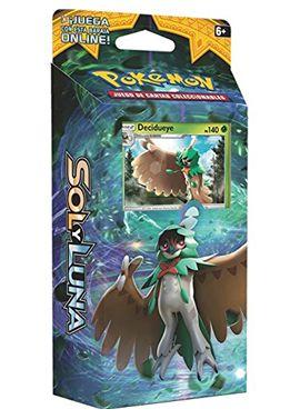 Baraja pokemon sol y luna (sombra forestal) - 50395828