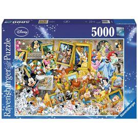 Puzzle 5000 pz mickey artista - 26917432