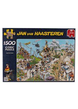 Puzzle 1500 jvh tour de francia - 09502086