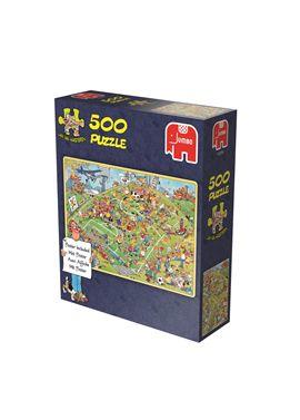 Puzzle 500 jvh football- jumbo - 09517276(2)