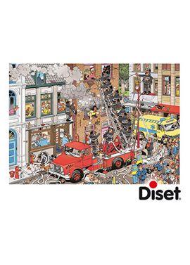 Puzzle 500 jvh fire- jumbo - 09517279