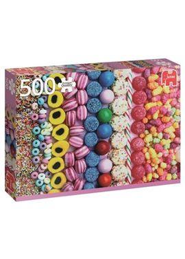 Puzzle 500 caramelos- jumbo - 09518536(1)