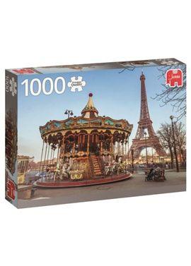 Puzzle 1000 paris francia- jumbo - 09518547(1)
