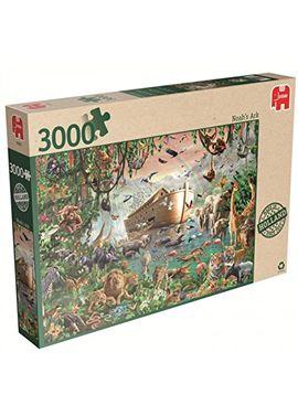 Puzzle 3000 arca de noe- jumbo - 09518326(1)