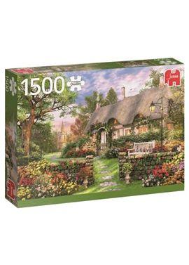Puzzle 1500 casa de campo soleada- jumbo - 09518367(1)