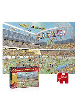 Puzzle 1000 copa del mundo- jumbo - 09519009