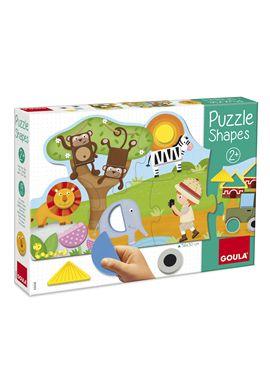Puzzle shapes - 09553439