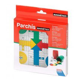 Parchis magnetico 16x16cm