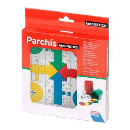 Parchis magnetico 16x16cm - 12527902