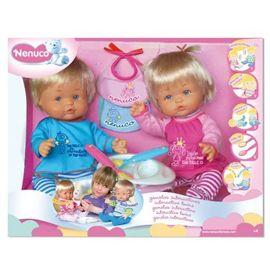 Nenuco gemelos interactivos - 13027782