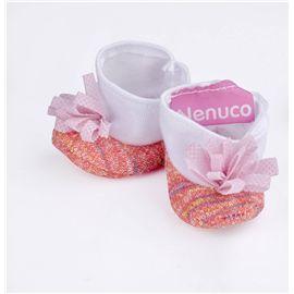 Nenuco zapatos y accesorios 35 cm. rosa - 13004210