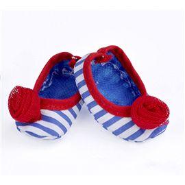 Nenuco zapatos y accesorios 35 cm. azul - 13004211