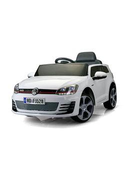 Racing golf, vehículo a batería, color blanco - 07498111