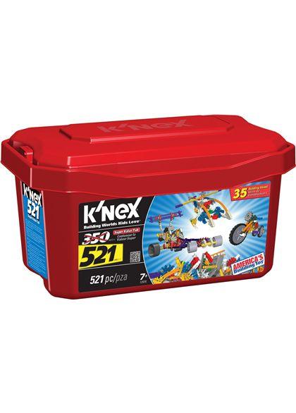 Knex classic super baul - 06141113