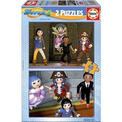 Puzzle 2x48 super 4 - 04017279