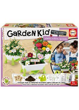 Garden kid del japon-margarita-zinnia - 04017313