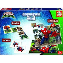 Educa superpack spiderman - 04017197