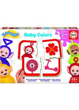 Baby colors teletubbies - 04017059