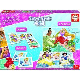Educa superpack disney princess - 04017198
