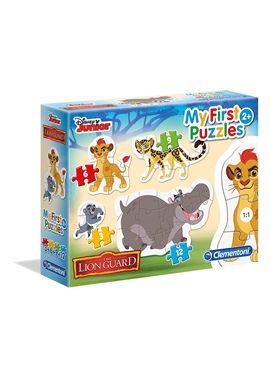 Puzzle progresivo 3 6 9 12 rey leon - 06620801