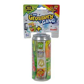 Grossery gang lata con 4 piezas - 33391001
