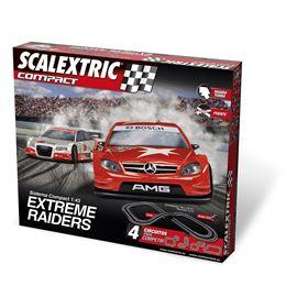 Circuito compact extreme raiders scalextrix compat - 06110164
