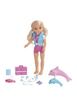 Nancy un dia cuidando delfines - 13003364