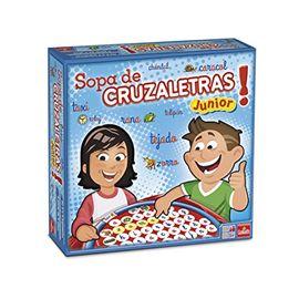 Sopa cruzaletras junior - 14770557