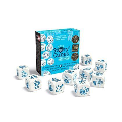 Story cubes acciones azul - 50302217(1)