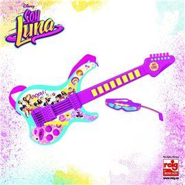 Guitarra electrica soy luna - 31005657