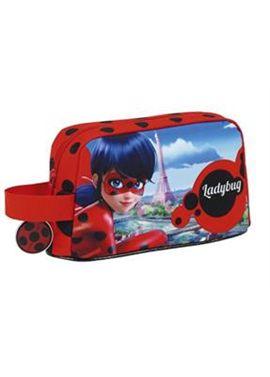 Porta-desayunos termo ladybug