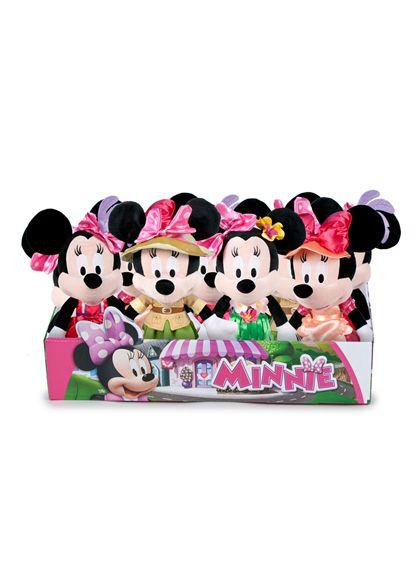 Minnie ayudantes felices 20 cm (precio unidad) - 13044870