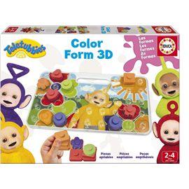 Color form 3d teletubbies - 04017062