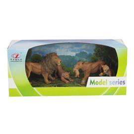 Pack animales 4 leones - 87847030