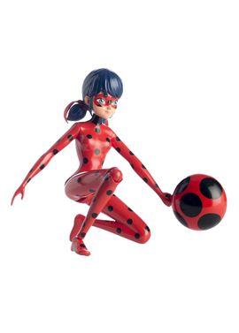 Ladybug figuras de accion salta y vuela 19cm - 02539731