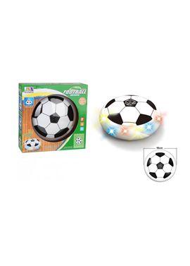 Puck de futbol con luz y sonido - 87871344