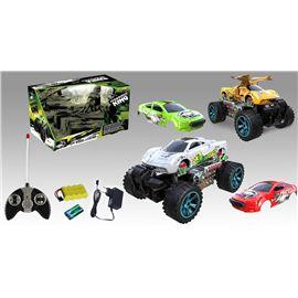 Vehiculo cross country radio control - 87866251