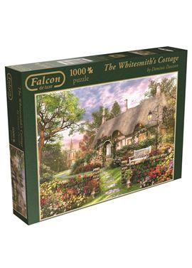 Puzzle jumbo 1000 the whitesmith cottage - 09511075