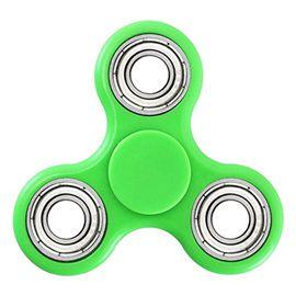 Krazy spinner verde fluor