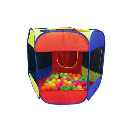 Tienda con 50 bolas 119x61x89 cm - 97283351