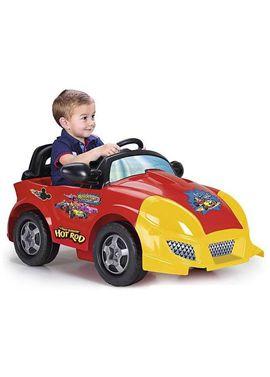 Coche mickey & the roadster 6 v. - 13000751