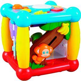 Cubo actividades infantiles - 97203746