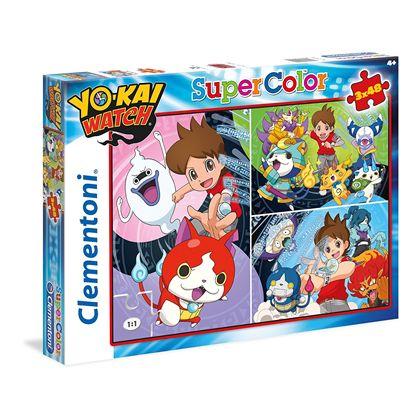 Puzzle 3 x 48 yo kai watch - 06625219