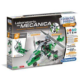 Laboratorio mecanica fanboat - 06655158