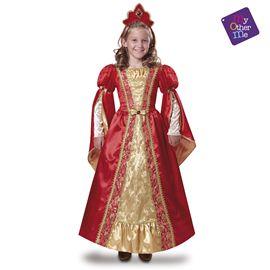 Reina roja 7-9 años niña ref.201172 - 55221172