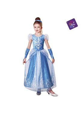 Princesa del hielo 7-9 años niña ref.203168