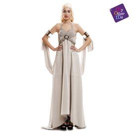 Disfraz reina dragón glamour