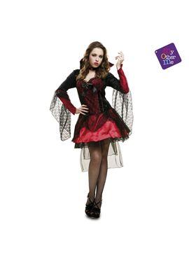 Vampiresa oscura ml mujer ref.202268 - 55222268