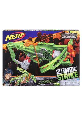 Nerf zombiestrike outbreaker bow - 25532422